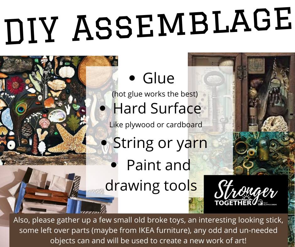 Assemblage Supplies