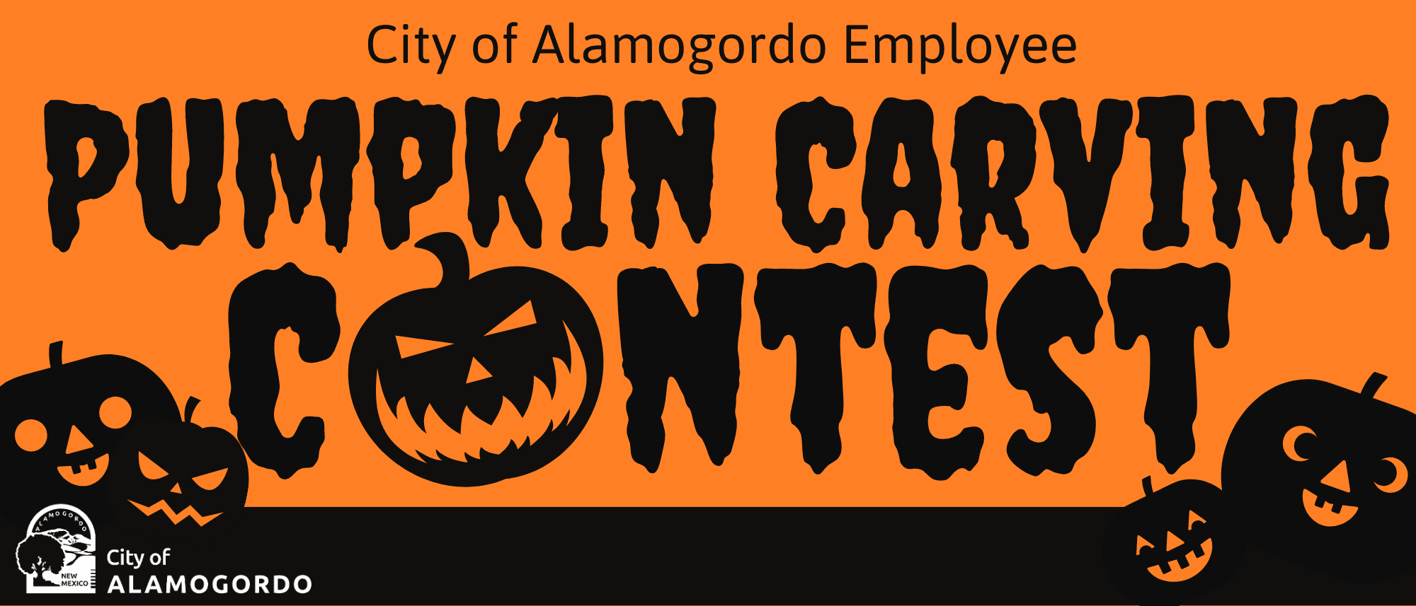 Pumpkin Carving Contest Graphic