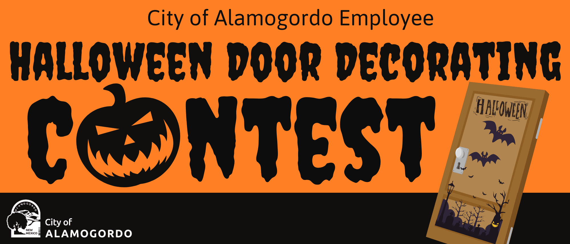 Door Decorating Contest Graphic