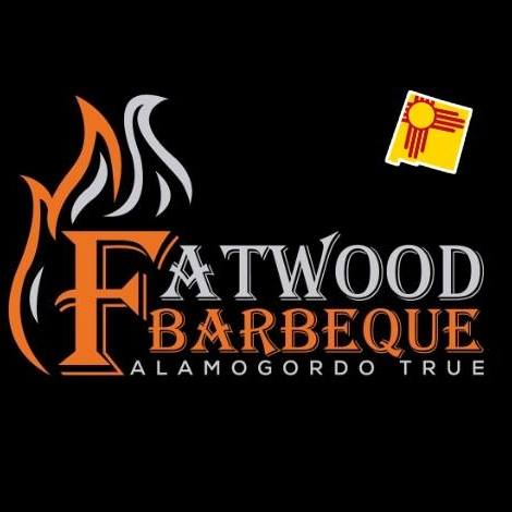 Fatwood BBQ Logo with background